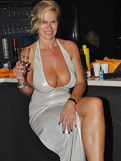 Busty amateur milf nude outdoors-frendliy hot porn