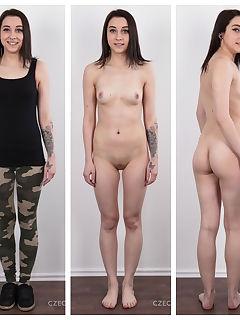 Bilder czech casting Category:Nude standing