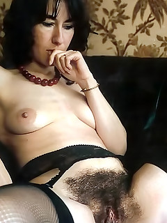 Vintage retro amateur naked hot can not