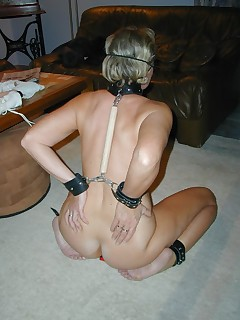 German mature bondage